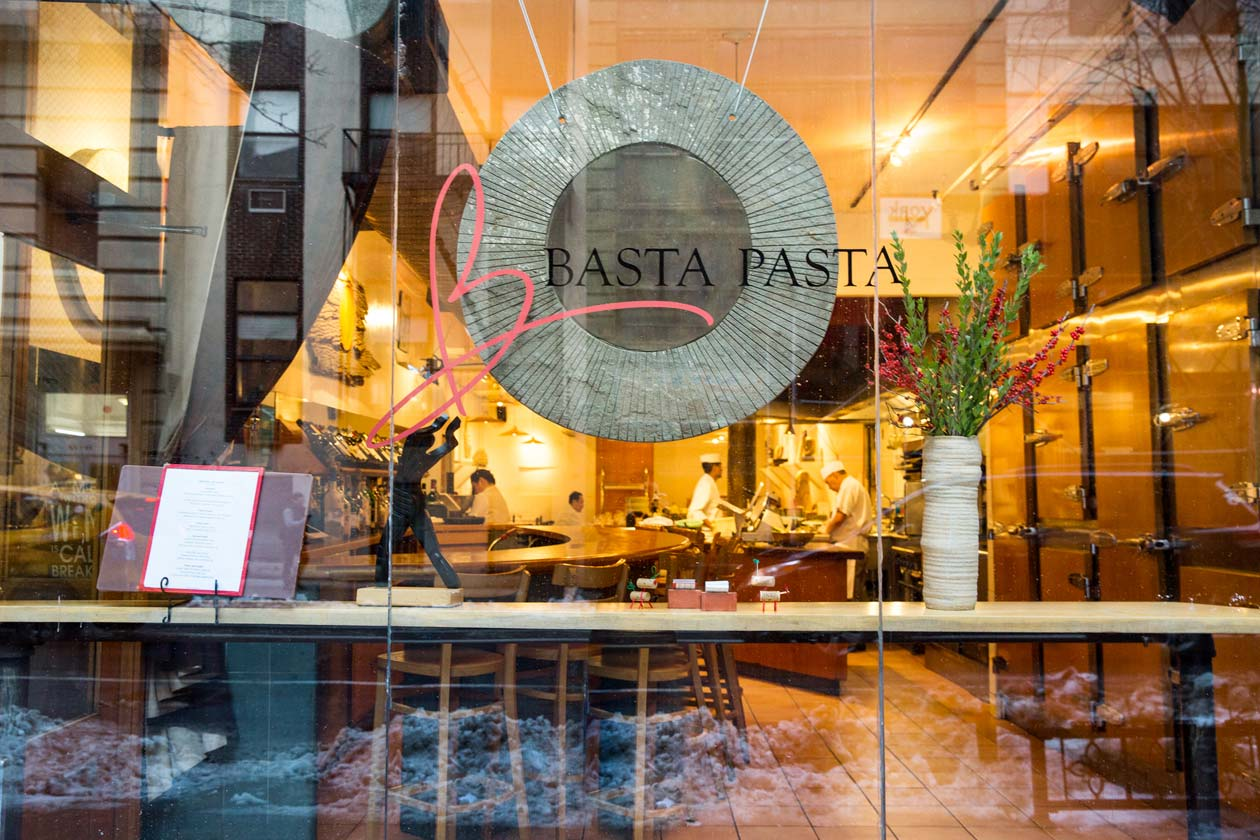 BASTA PASTA - Italian Restaurant In New York